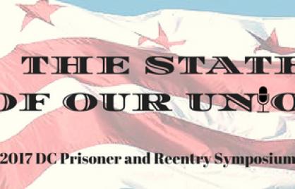 2017 DC Prisoner and Reentry Symposium Banner